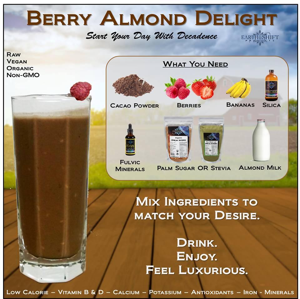 Berry Almond Delight